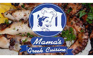 Mamas Greek Cuisine Image