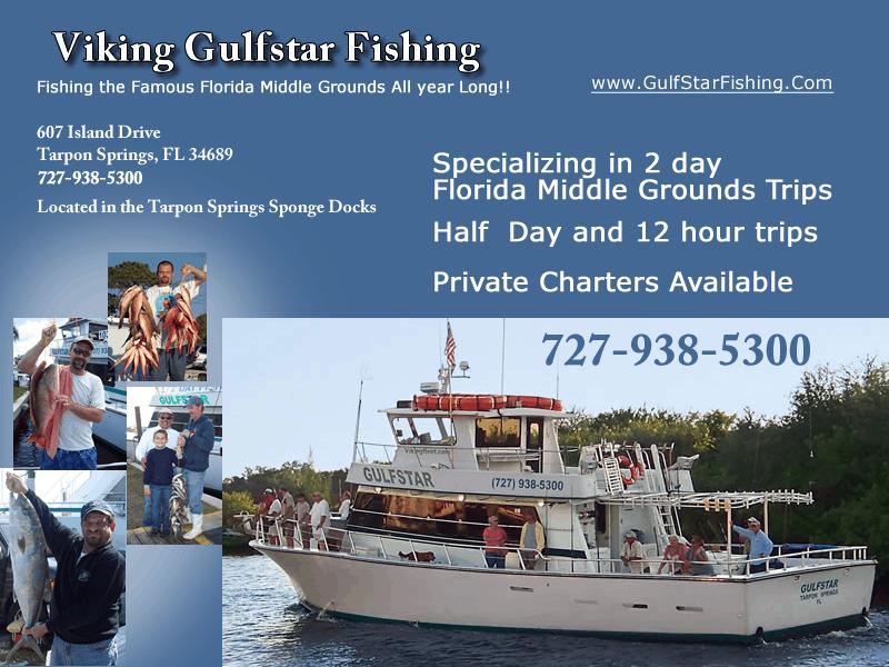 gulfstar fishing image
