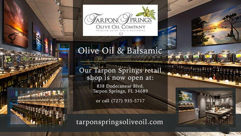 tarpon springs olive oil company