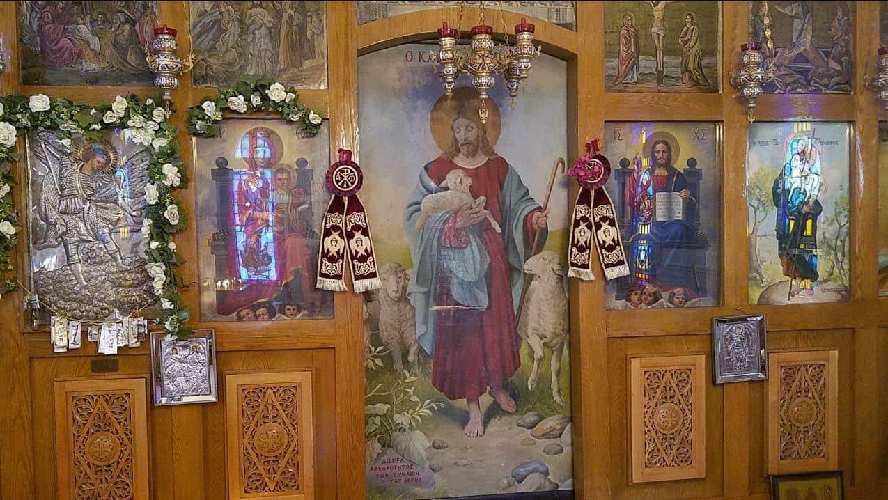 saint michael's shrine