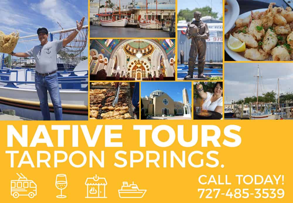 Tarpon Springs Tours