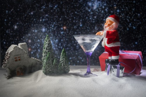 Merry Martini Event