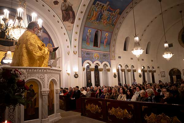 St Nicholas Greek Orthodox Church