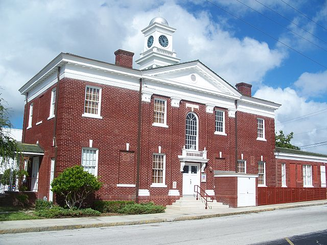 Tarpon Springs City Hall