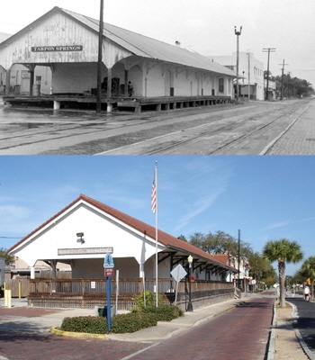 Tarpon Springs Historic District
