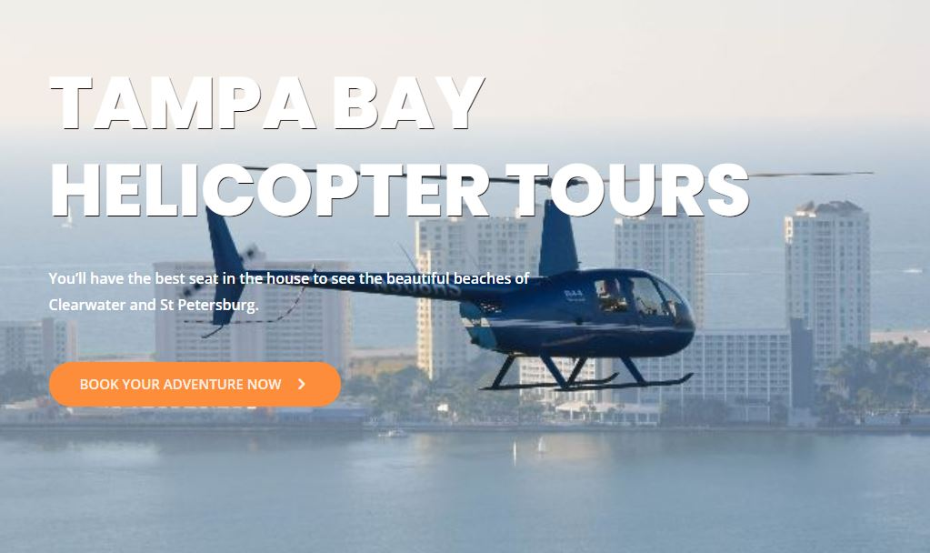 tampa bay helicopter tours