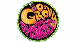 Groovy Smoothies logo
